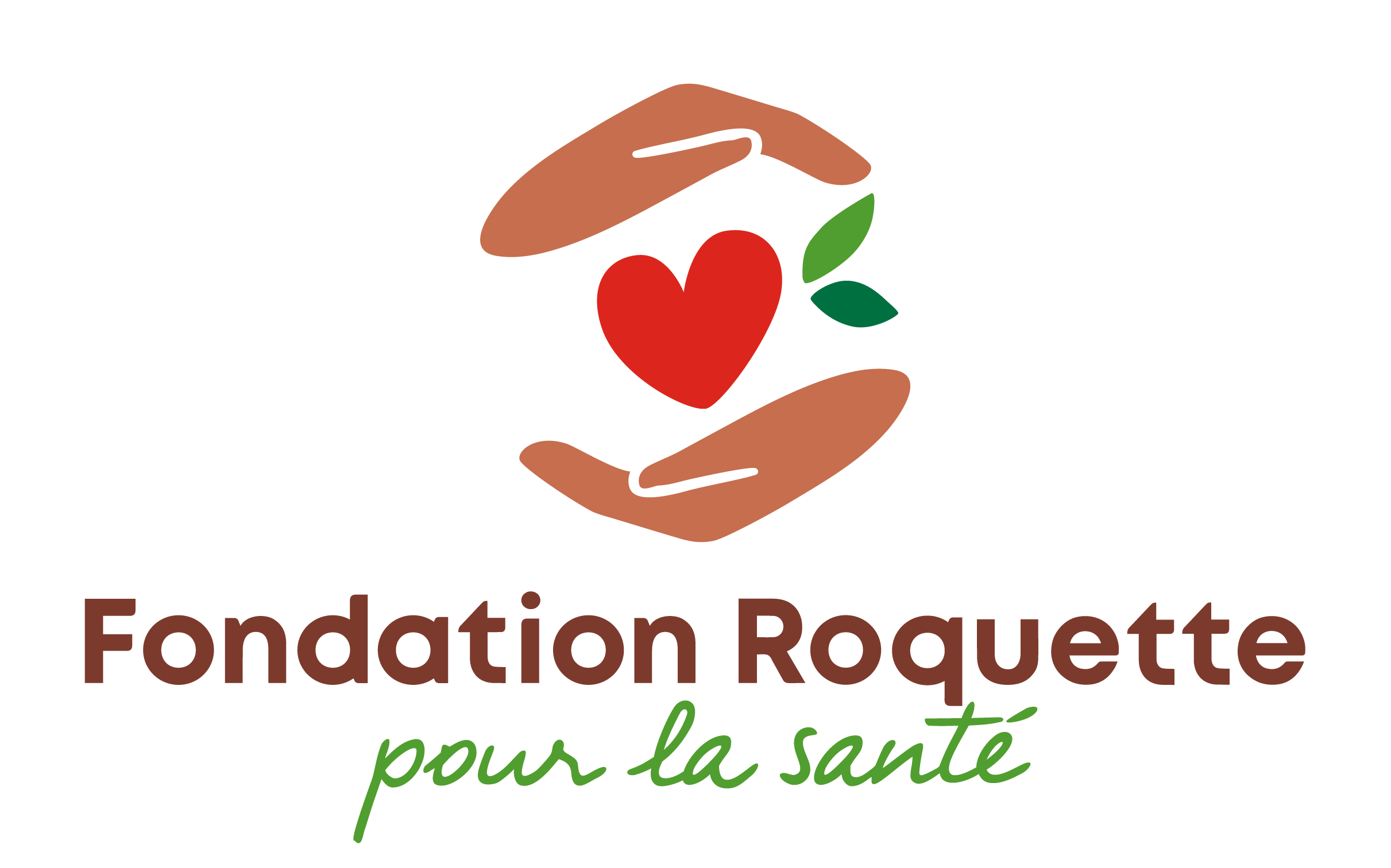 Fondation Roquette Baseline Logo Positive Colours RVB